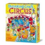 Hunnie- 4M Shrinking Craft Circus