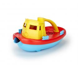 Hunnie-Greentoys Tugboat