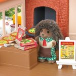 Hunnie-Sylvanian pizza 3