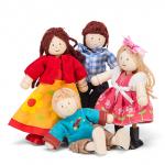 Hunnie-Letoyvanpoppenhuisfamilie
