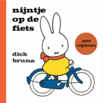 Hunnie_Nijntje op de fiets